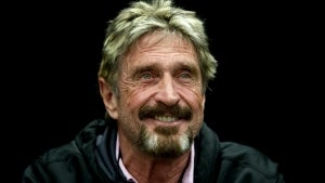 John McAfee Tweeted 'I Regret Nothing' Less Than a Week Before His Death