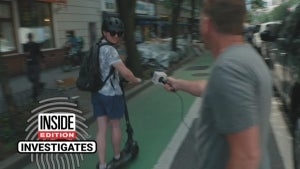 Electric Scooters Add Chaos to Already Hectic New York Streets