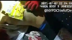 Quick-thinking Cop Uses Potato Chip Bag to Stop Stabbing Victim's Bleeding
