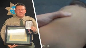 Yuba County Sheriff's Deputy Uses CPR to Save Choking California Infant's Life