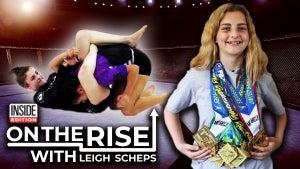 New Jersey 14-Year-Old Jiu-Jitsu Prodigy Determined to Be World Champion