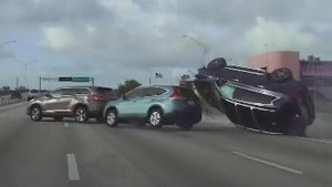 12-Year-Old Allegedly Involved in Florida Car Crash That Could Be a Movie Scene