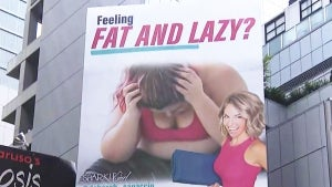 Why This Times Square Billboard With Words 'Fat and Lazy' Sparks Criticism