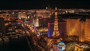 Las Vegas Sees Surge in COVID-19 Cases, Warns Health Officials