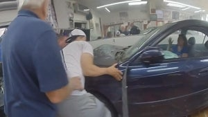 8-Month-Old New York Baby Pinned Under Car Is Saved