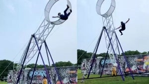 23-Year-Old Acrobat Falls 30 Feet as Horrified Crowd Watches