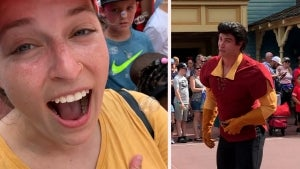 Women at Disney World Gets Dissed by Gaston After Asking Him Out