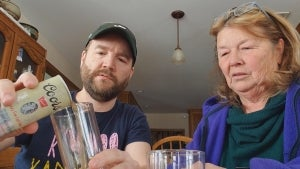 50-Year-Old Coors Beer Opened in Honor of Couple's Milestone Anniversary