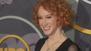 Kathy Griffin Diagnosed With Lung Cancer Even Though She Never Smoked
