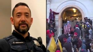 Officer Gunther Hashida, Who Responded to Capitol Assault, Dies by Suicide
