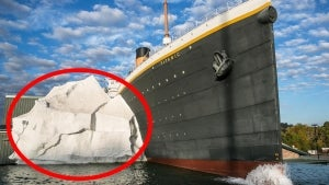 Iceberg Collapses at Tennessee Titanic Museum, Sending Three to the Hospital
