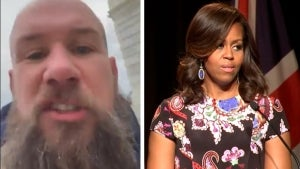 Brother of Michelle Obama's Secret Service Agent Pleads Guilty in Capitol Riot
