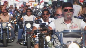 Biker Rally That Was Superspreader in 2020 Returns to South Dakota Town