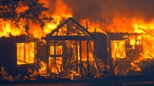 Dixie Fire Completely Guts California Town of Greenville