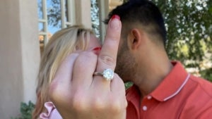 Britney Spears Engagement Ring From Sam Asghari Is 'One of a Kind' 4-Carat Rock