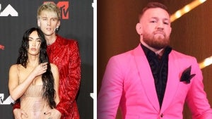 VMAs Red Carpet Scuffle Between Conor McGregor and Machine Gun Kelly