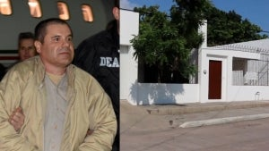 El Chapo's Safe House in Mexico to Be Given Away in Lottery