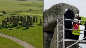 Stonehenge Repairs Preserve UNESCO Site For Future Generations