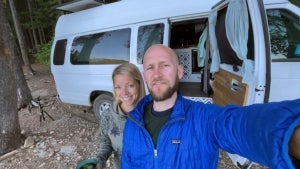 How 'Van Life' Couples Can End Up in Tense Situations