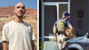 FBI Raids Family Home of Gabby Petito's Fiance Brian Laundrie