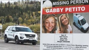 FBI Says Body Found in Wyoming May Be 22-Year-Old Gabby Petito
