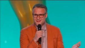 Seth Rogen Jokes About Emmys Hosting Unmasked Guests Indoors