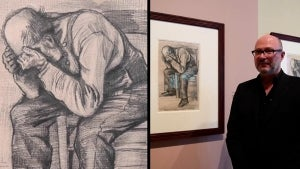 Previously Unknown Van Gogh Drawing Now on Display at Amsterdam Museum