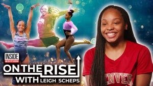 What It's Like to Be a 17-Year-Old Level 10 Gymnast