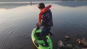 Colorado Kid Kayaks to School During Bus Driver Shortage