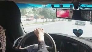 Driving School for Women in Afghanistan in Danger of Closing Under Taliban Rule