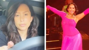 'Dancing With the Stars' Pro Cheryl Burke Reveals COVID-19 Breakthrough Case