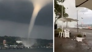 Tornadoes in Germany Reached Wind Speeds Up to 112 MPH