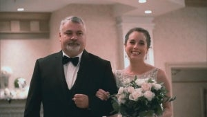 Bride Gets Walked Down the Aisle by Father of Organ Donor Who Died Before Wedding