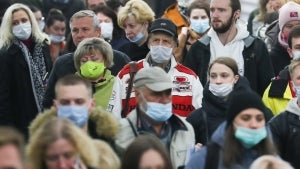 Dramatic Drop in COVID-19 Cases Points to Possible Pandemic End in Sight