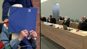 100-Year-Old Former Nazi Guard on Trial Accused of Assisting in 3,500 Murders