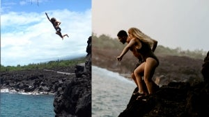 Cliff Diver Finds Lost Wedding Ring and Reunites It With Owner 13 Months Later