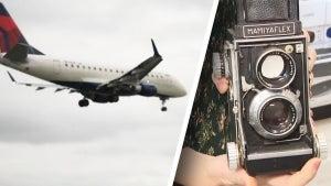 Flight Makes Emergency Landing After Vintage Camera Is Mistaken for a Bomb