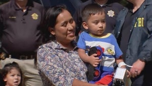 Missing 3-Year-Old Found Alive in Texas After Wandering Into Forest