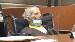 Robert Durst Gets Life in Prison for Murder of Friend Best Friend 21 Years Ago