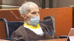 Robert Durst Put on Ventilator for COVID-19, 24 Hours After Getting Life Sentence