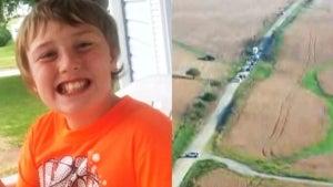 Missing Child Xavior Harrelson's Remains Found in Iowa Field: Cops