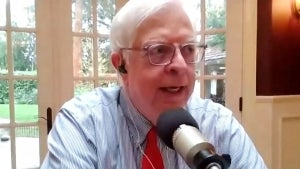 Conservative Radio Host Dennis Prager Says He Got COVID-19 on Purpose