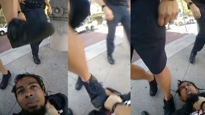 Cop Charged With 2 Felonies After Video Shows Him Allegedly Kicking Cuffed Man