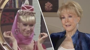 'I Dream of Jeannie' Star Barbara Eden Releases New Book at 90 Years Old