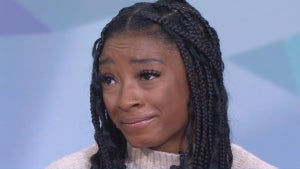 Simone Biles Breaks Down in Tears: 'I'm Still Afraid of Gymnastics'