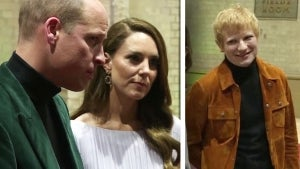Ed Sheeran Announces He Has COVID 1 Week After Mingling With Royals