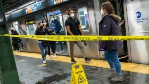 New York Subway Braces for Potential Flooding During Nor'easter