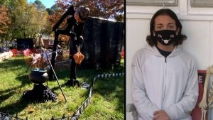 Parents Create Haunted House in Virginia so Son With Autism Can Enjoy Halloween