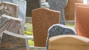 Tennessee Tombstone Business Says People May Need to Wait for Their Markers