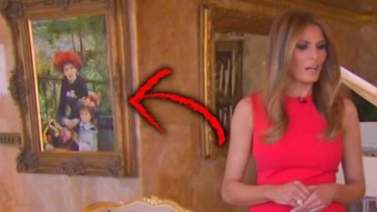 The Trump's Renoir is a fake, according to the Chicago Institute of Art